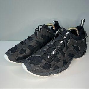 ASICS Tiger x Casio G-SHOCK GEL-MAI Knit Men Black Shoes Sneaker H8P2N-0101 10,5